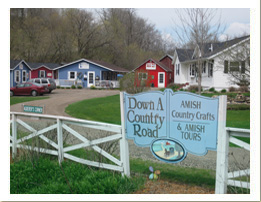 Down a Country Road: Amish Country Crafts & Amish Tours