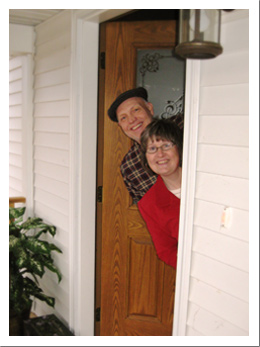 Your Innkeepers, Anita & David Reeck